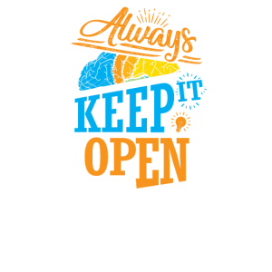 Openminded - Always keep it open