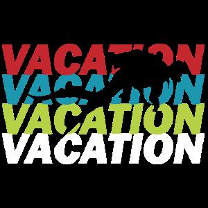Urlaub Urlauber Sommerferien
