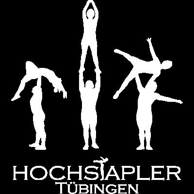 Hochstapler Tübingen - Logo für die Tübinger Akrobaten - Tübingen,Hochstapler,Akrobatik