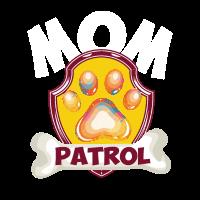 Mom Patrol Hundebesitzer