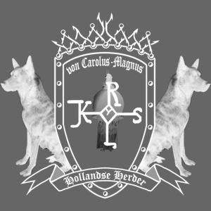 Wappen Carolus Magnus negativ