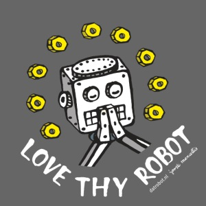 Dat Robot: Love Thy Robot Series Dark
