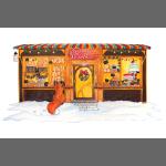 Boulangerie-Pâtisserie de Noël : Renard gourmand