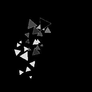 Fallende Dreiecke
