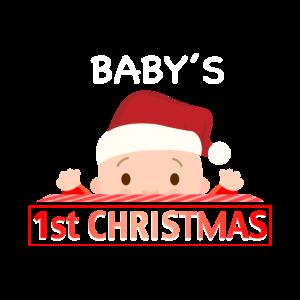 Babys 1 st Chrismas