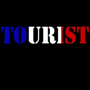 I'm not a Tourist, I live here - France
