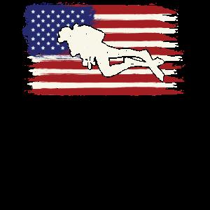 Scuba Diving USA Taucher Amerika tauchen