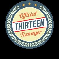 Offizielle 13 Teenager