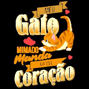 Hunde verwöhnten Portugiesisch