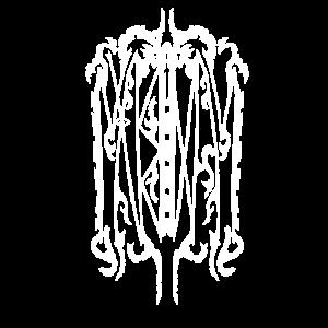 Gibdus Logo White