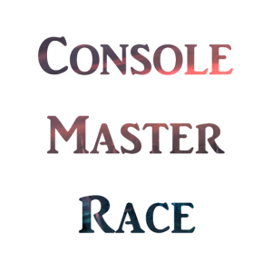 Console Master Race