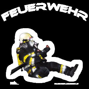 Flashover Feuerwehr