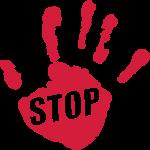 stop hand