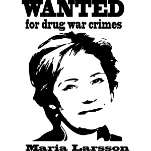Wanted Maria Larsson