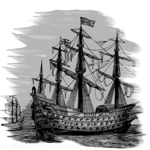 Schiff | Meer | Seefahrer | Geschenkidee | vintage