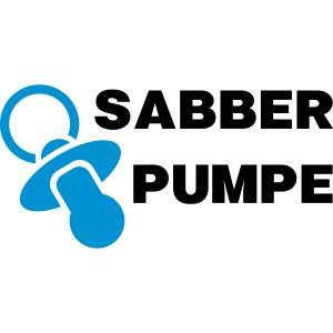 Sabberpumpe
