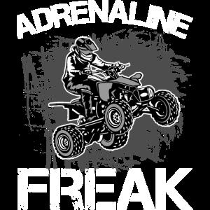 Quad dirtbike Adrenalin Motorsport