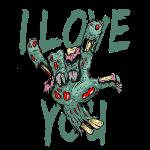 ILY Zombie