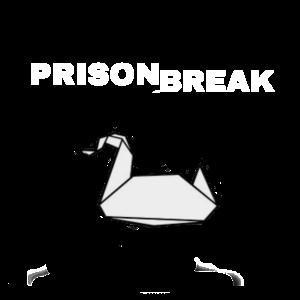 Prison Break Papier Kranich