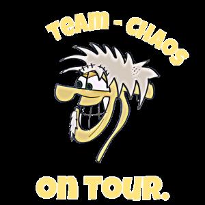 Gruppenshirt Team Chaos, Teamshirt personalisieren