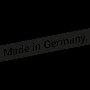 Made in Germany Spruchband Deutschland