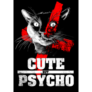 cute but psycho Cat