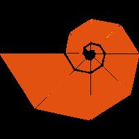Goldene Spirale, Fibonacci, Phi, Geometrie, Physik