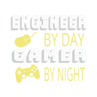 Funny - Software Engineer by Day Gamer by Night