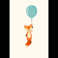 Flying Fox Balloon