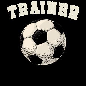 Fussball Trainer T-Shirt