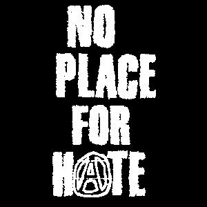 Kein Platz für Hass, Gegen Krieg, Pro Frieden