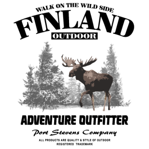 Finnland - Elch - Finland - Moose