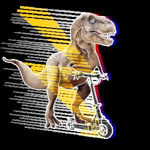 Elektroroller E-Roller T-Rex Geschenkidee