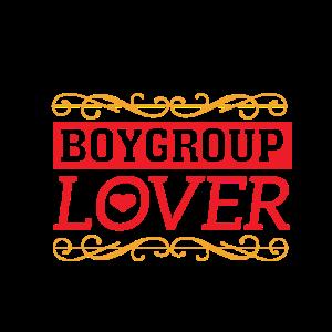 Boygroup Boy Band Fan Lover Groupie Geschenk