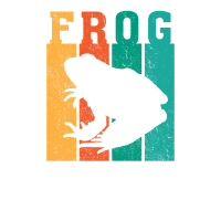 Retro Frosch
