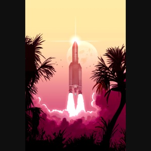 Ariane 5 by Pascal Campion