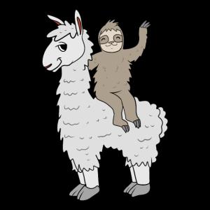 Lama Faultier