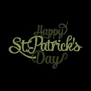St. Patricks Day Green Irish Irland Lucky Happy