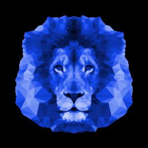 Loewe blau