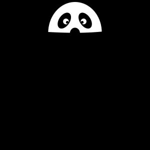 Panda in der Tasche