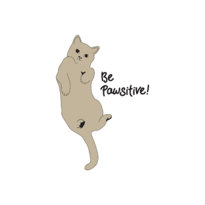 Be Pawsitive