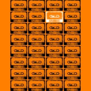 32 cassettes 1 white