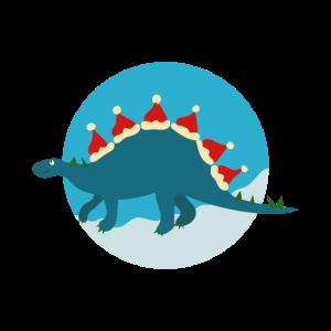 Weihnachts Dino Wichteln Weihnachts Geschenk