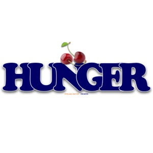TShirt Hunger cerise