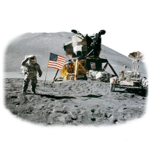 Mond Astronaut Nasa USA Apollo Weltall