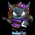 Little Rock star Wolf - DesignWolf