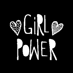 Girl Power - die Kraft der Frauen