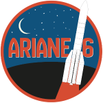 Ariane 6 launching by Felix Design