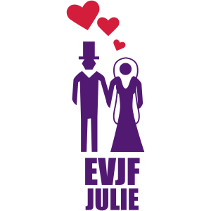 Julie EVJF