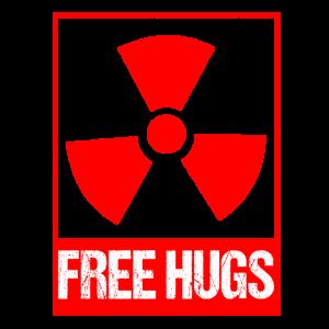 Lustig No Free Hugs Radioactive